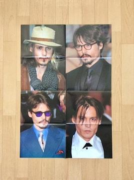 『ジョニー・ディップ』ポスター!