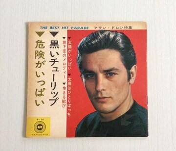 『アラン・ドロン』ソノラマシートブック!