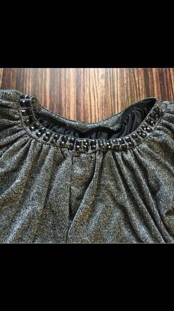 シルバーラメ < 女性ファッションの