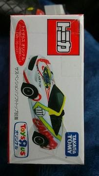 トミカ イオン限定 マツダCARトップ  ロードスター 4時間耐久レース 未開封 新品