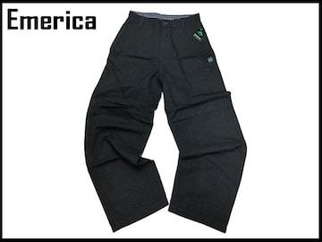 新品 エメリカUSA Emerica Skate パンツストリート ウェア黒33