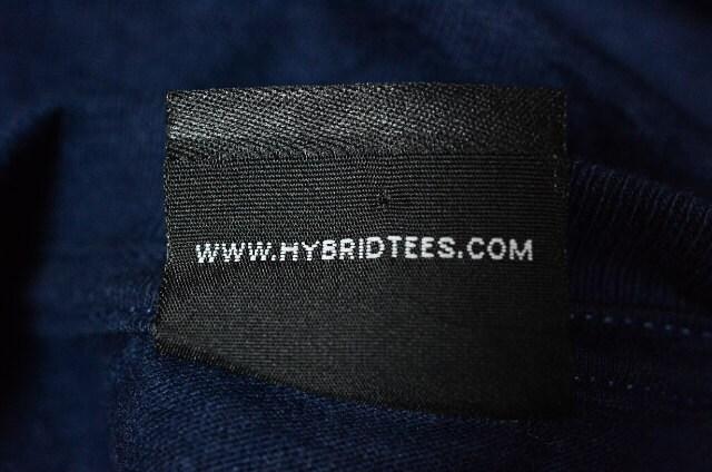 米国直輸入 Hybrid Tees ハイブリッドティーズ Tシャツ < 男性ファッションの