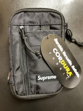 Supreme Small Zip Pouch ポーチ 財布  カードケース