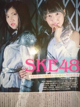 SKE48★2017年4月号★月刊TVnavi