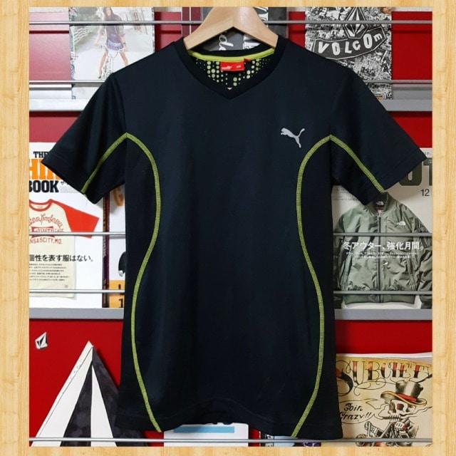 PUMA プーマ スポーツウェア Tシャツ SS XS ジャージ  < ブランドの