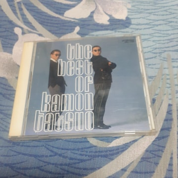 嘉門達夫/ The Best of KAMON tatsuo  CD アルバム 廃盤