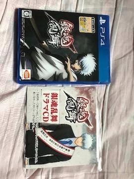 銀魂乱舞 PS4 新品