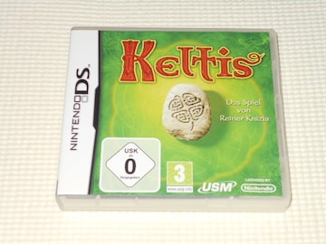 DS★Keltis 海外版(国内本体動作可能)