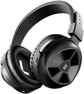 ヘッドホン Bluetooth 5.0 SuperEQ 低音強化 ワイヤレス