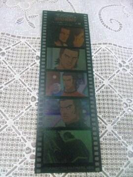 TIGER&BUNNY アニメイト特典フィルムシール ロックバイソン