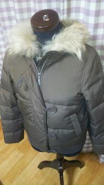 ★INGNI イング ダウン ジャンバー ジャケット サイズM●