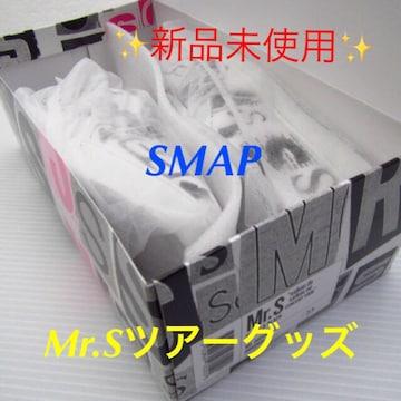 新品未開封☆SMAP Mr.S ツアー★スリッポン 23cm