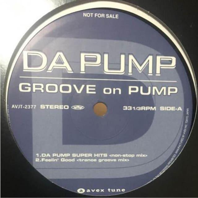 DA PUMP 「スーパーヒット ノンストップMEGA MIX」非売品貴重プロモ・アナログ盤  < CD/DVD/ビデオの