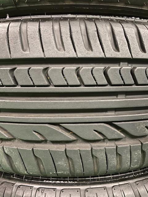 7071600)激安中古輸入タイヤ4本セットコンパクトカ-サイズ185/55R15送料無料 < 自動車/バイク