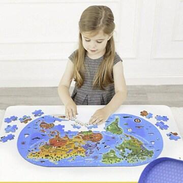 100ピース ジグソーパズル パズル 世界地図 地球