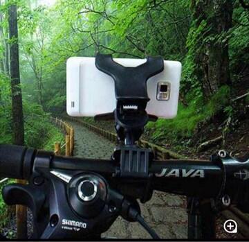 《新品》自転車用 携帯ホルダー