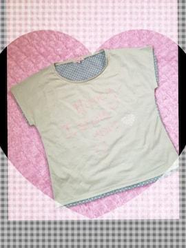 アラマンダ*HoneyプリントゆるTシャツ