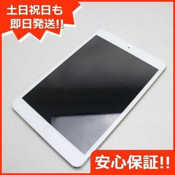●美品●iPad mini Wi-Fi32GB ホワイト●
