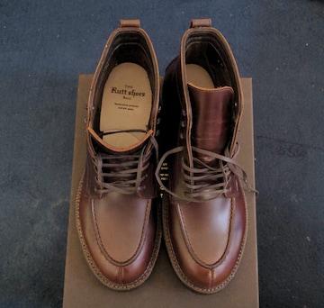 ラッドシューズ☆革靴☆メンズ☆ブーツ☆27cm