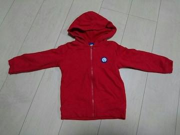 上着。赤。95センチ