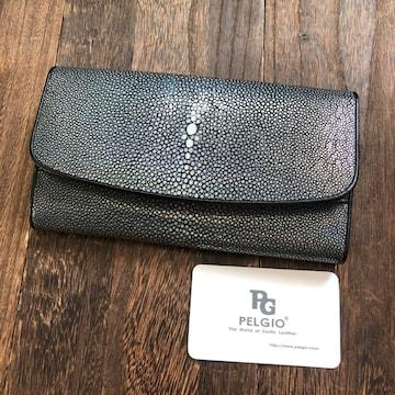 ROTA スティングレイ(エイ革)ガルーシャ 三つ折り長財布