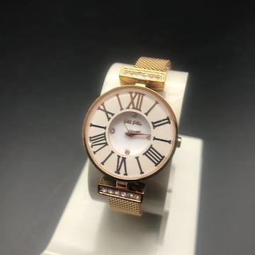 即決 Folli Follie フォリフォリ WF15B028BS 腕時計