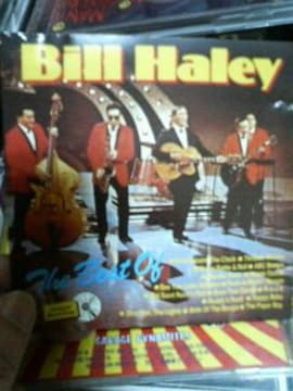 Bill Haleyピュアロカビリージャイブビルヘイリークリームソーダ