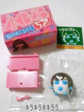 《New》AKB48xぷっちょ【篠田麻里子】桜の木になろう*未開封*