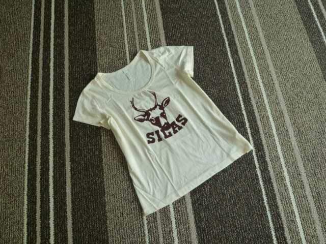 ☆SILAS(サイラス)フロッキープリントTシャツ☆  < ブランドの