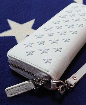 ☆ロング ポーチ型 ICOS アイコス ケース スター 星 スタッズ新品☆