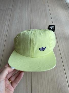 新品 アディダス adidas キャップ 帽子 キッズレディース