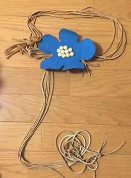 ☆ParAvion お花モチーフベルト☆