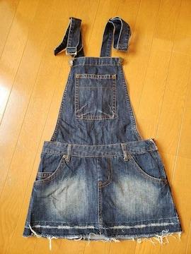 ☆新品同様☆LIZ LISAリズリサ☆サロペットスカート