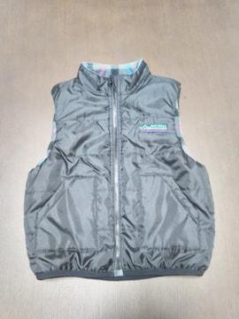 [新品]size120/2way/暖かベスト//