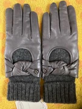 アンテプリマ羊皮革手袋タッチパネル対応