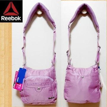 新品 Reebok リーボック ショルダーバッグ ショルダーパッド 快適