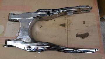 CBX400Fメッキスイングアーム