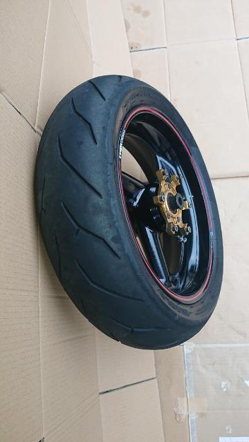 ゼファー1100TWMアルミホイル < 自動車/バイク