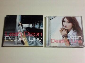 初回盤 CD+DVD デスティニーライン リアディゾン / Destiny Line Leah Dizon