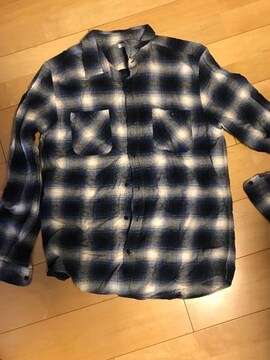 UNIQLO!X Lサイズのシャツ