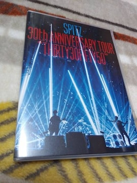"*☆SPITZ☆30th ANNIVERSARY TOUR""THIRTY30FIFTY50""  DVD♪"