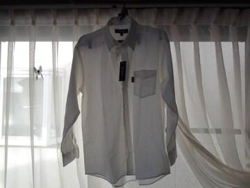 POLOのカッターシャツ(M)新品タグ付き!。
