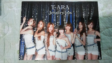 T-ARA/Jewelry box    DVD-CD