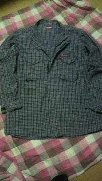 ★ヒスグラ★フルZIP★長袖シャツ