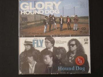 ハウンドドック  8cmCD    2枚組