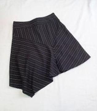 ■HEART MOON  STAR/ステッチ刺繍入 デザインスカート