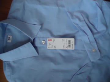 ユニクロ プルオーバーシャツ
