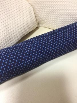 973.和柄綿生地☆紺×青