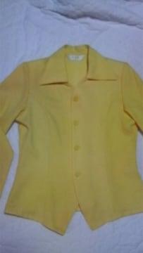 黄色/ アンサンブル/ 9号〜11号くらい/ 新品