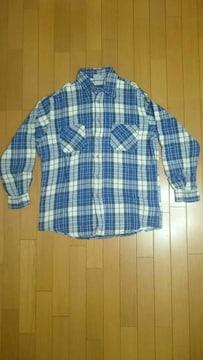 70年代  BIG MAC ネルシャツ